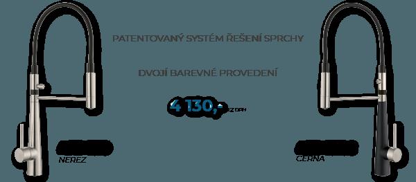 1010 - stojánková dřezová s magnetickým ramínkem